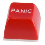 Don't hit the Panic Button-Back up Now!