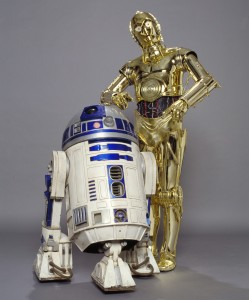 These aren't the droids you're looking for...