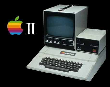 The Apple II hit the market in 1977 and sold millions of units.